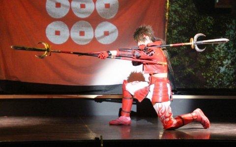 斬劇「戦国BASARA」蒼紅乱世「紅」未来への誇り 、開幕!初の蒼紅が分かれての舞台のレポートをお届け
