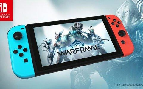 Nintendo Switch版「Warframe」が100万ダウンロードを達成!