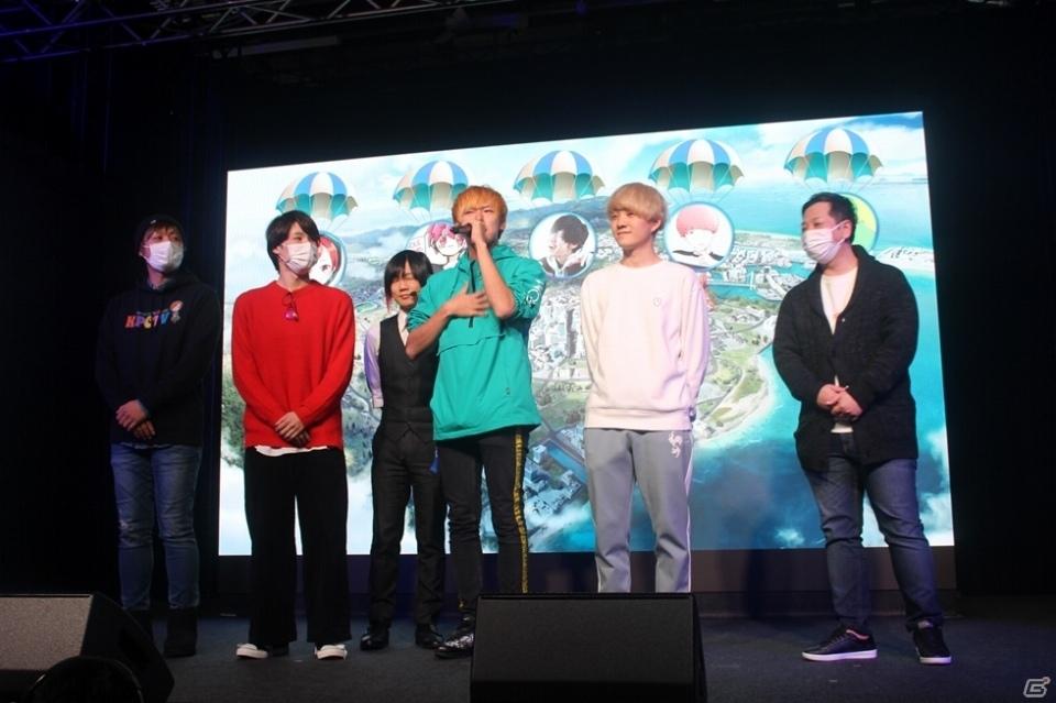 総勢20名のYouTuberによる東京決戦が開幕!オフラインイベント「荒野行動一周年感謝祭」イベントレポート