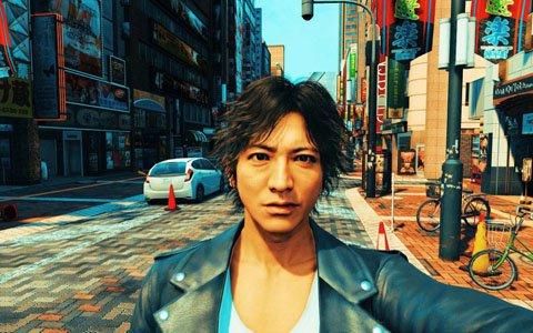 PS4「JUDGE EYES:死神の遺言」が発売!無料DLC第1弾として「新米探偵パック」の配信も