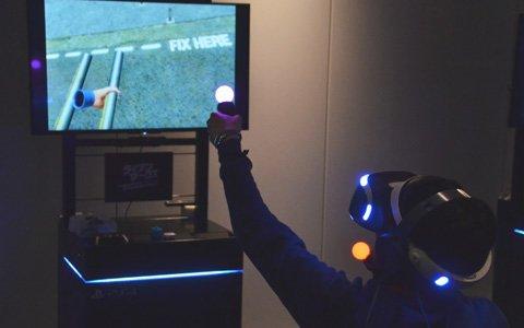 ゲームから映像まで幅広いコンテンツが楽しめるように―PS VRメディア向け体験会の内容をお届け
