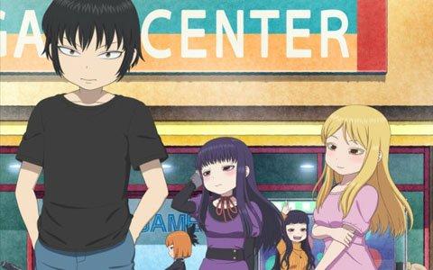 アニメ「ハイスコアガール」ROUND13~15の詳細が発表!天﨑滉平さんがゲーム愛を語るWEBラジオ「ハイスコアガール道場」も