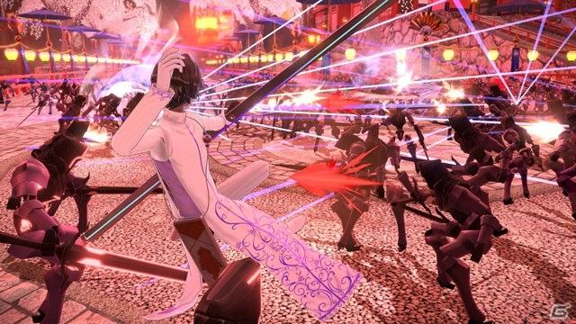 「Fate/EXTELLA LINK」サーヴァント26騎をタイプ別に紹介!第7回「遠距離タイプ」が公開に