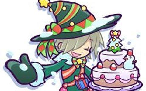 「ぷよぷよ!!クエスト」限定キャラ・ツリーレムレスが登場する「第6回聖夜のプレゼント祭り」12月21日から開催!