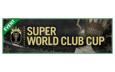 「サカつくRTW」クラブカップイベント「SUPER WORLD CLUB CUP(SWCC)」が開催!