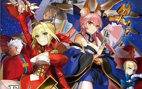 Switch版「Fate/EXTELLA Best Collection」が発売!最新作「Fate/EXTELLA LINK」とのセーブデータ連動も