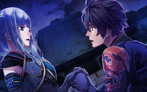 Switch版「Nightshade/百花百狼」が発売!独自の発展を遂げた伊賀と甲賀を舞台にした戦国恋愛ADV