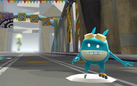 世界を染め上げるぬりえアクションゲーム「ブロブ カラフルなきぼう(de Blob)」がSwtichで配信開始!