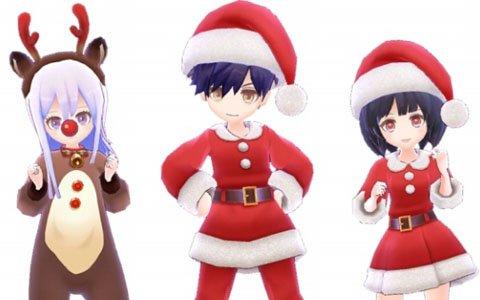 「アトリエ オンライン ~ブレセイルの錬金術士~」イベント「学園のクリスマス」が開催!