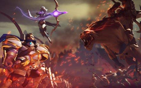 ハイグラフィック戦略MMORPG「モバイル・ロワイヤル」の事前登録が開始!配信は2019年1月を予定