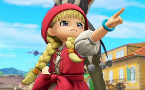 Nintendo Switch「ドラゴンクエストXI 過ぎ去りし時を求めて S」は2019年発売!キャラクターボイス入りティザー映像が公開