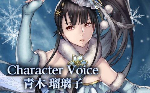 「VALKYRIE ANATOMIA -THE ORIGIN-」2018年年末限定キャラクター「白雪妖精アリス」の紹介映像を先行公開!