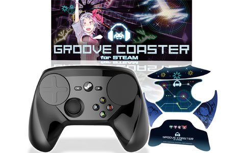 「GROOVE COASTER for STEAM」7曲の楽曲やアバター5体が追加されるアップデートが実施!