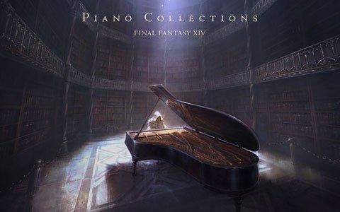 「ファイナルファンタジーXIV」のピアノアレンジアルバムが3月6日に発売決定!収録予定楽曲も公開に