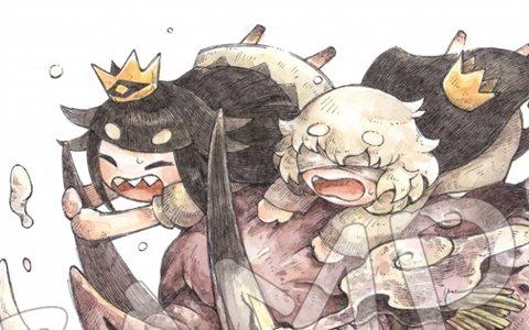 日本一ソフト、公式通販サイトにて「嘘つき姫と盲目王子」描き下ろし原画が当たるキャンペーン実施!