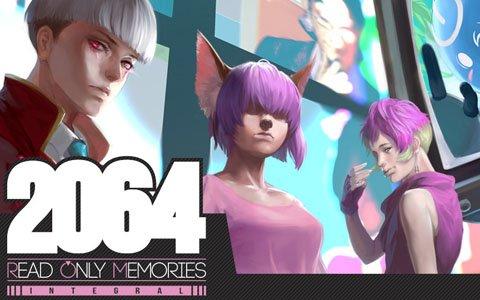 サイバーパンクアドベンチャー「2064:Read Only Memories INTEGRAL」Switch版が配信開始!