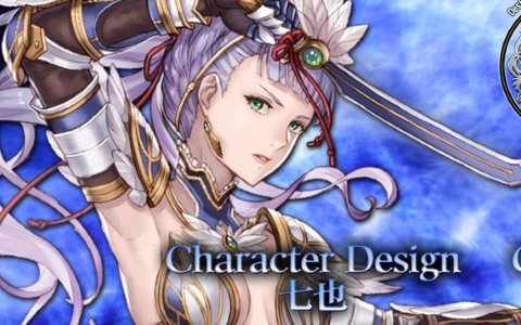 「VALKYRIE ANATOMIA -THE ORIGIN-」2019年初の新キャラクターとして「蒼刻の戦乙女・白麗」が登場!