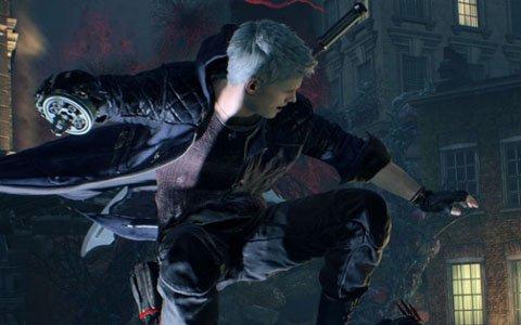 「デビル メイ クライ 5」PS4/Xbox One向けの体験版第2弾が2月7日より配信開始!