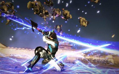 「真・三國無双8」追加武器DLC第2弾より「迅雷剣」のアクション動画が公開!