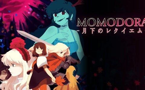 スタイリッシュに動くドット絵が魅力のアクションゲーム「Momodora:月下のレクイエム」Switch版が配信スタート!