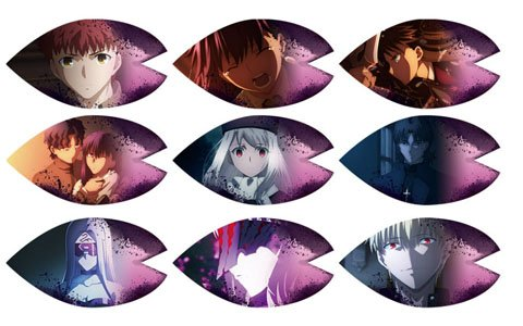 アニメイト・ゲーマーズで2月1日より劇場版「Fate/stay night [Heaven's Feel]」第2章公開記念フェアが開催!