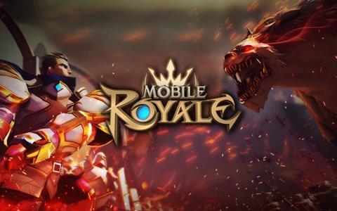 リアルタイムで行われるハイグラフィック戦略MMORPG「モバイル・ロワイヤル」が配信開始!