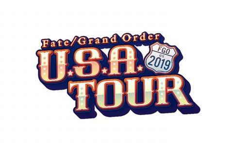 英語版「Fate/Grand Order」アメリカ全土を巡る初の単独イベントが2月より開催!
