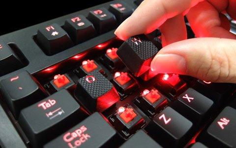 ゲーミングキーボードとカスタムキートップがセットでお得になるキャンペーンが実施!