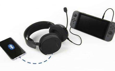 Bluetoothとアナログ有線接続の同時再生が可能なゲーミングヘッドセットが1月31日に発売!