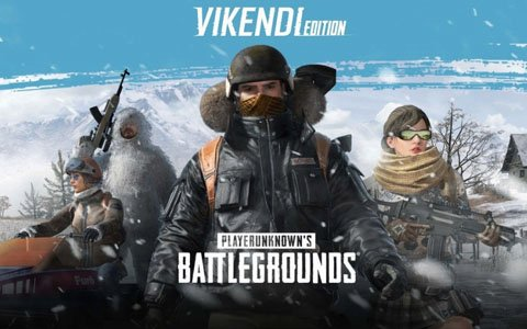 PS4/Xbox One版「PUBG」生存と探検に重点を置いた新マップ「Vikendi」が1月22日に実装決定!