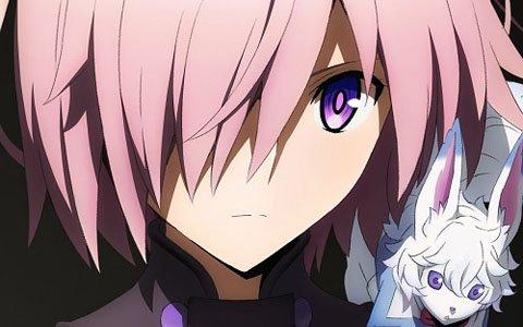 TVアニメ「Fate/Grand Order -絶対魔獣戦線バビロニア-」キャラクタービジュアル第3弾「マシュ・キリエライト/フォウ」が発表!