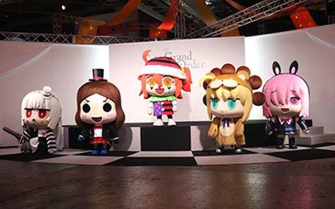 「FGO冬祭り 2018-2019 ~トラベリング大サーカス ~」大阪会場の模様をレポート