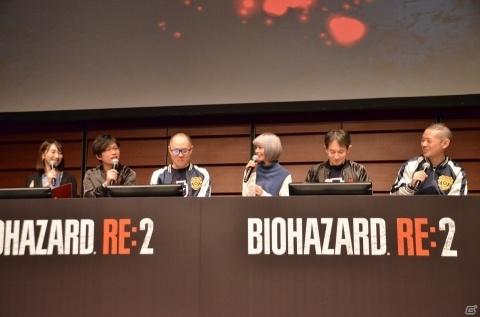 新たなゲームモードも発表となった「バイオハザード RE:2」発売直前スペシャル公開生放送をレポート!