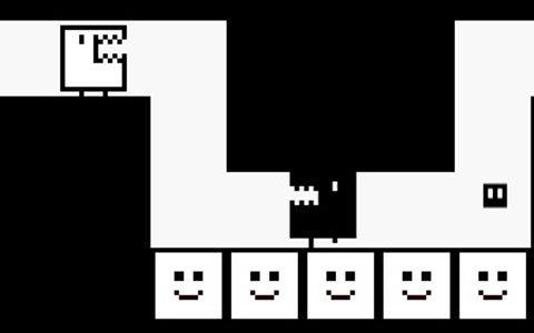 食べて満足?残して進む?ひらめき力が試される2Dアクションパズル「ガブッチ」がSwitch向けに登場!