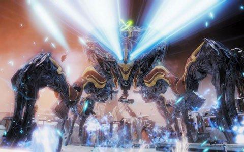 PS4/Xbox One版「Warframe」新たなアップデート「プロフィット・テイカー」が配信開始!
