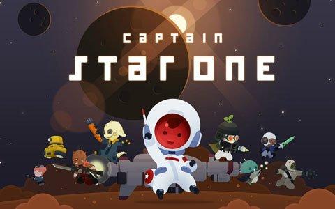 アクション&放置で進むコミカルなスペースオペラ!Switch「キャプテン スターワン」が2月7日に配信