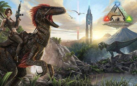 PS4「ARK:Survival Evolved」累計出荷本数20万本突破を記念して50%オフにて販売!