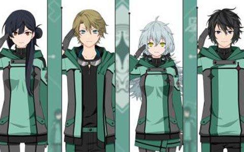 「星鳴エコーズ」第12学生塔破隊「アウリガ」のキャラクターPVが公開!