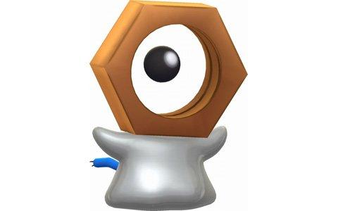 「Pokémon GO」に色違いのメルタンが期間限定で登場!「ポケモン ピカ・ブイ」でも手に入れよう
