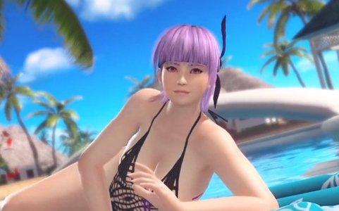 「DEAD OR ALIVE Xtreme 3 Scarlet」かすみ&あやね&ヒトミのイメージビデオが公開!