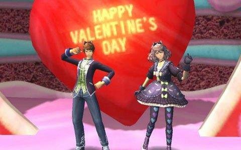 「アヴァベルオンライン」イベント「カラフルバレンタイン」が開催!友達とプレゼントを交換してアバターをゲットしよう