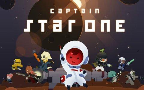 アクション&放置でゲームが進む「キャプテン スターワン」がSwitch向けにリリース