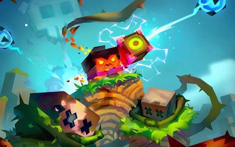 サイコロ型の物体を動かしていくパズルゲーム「KYUB」がNintedo Switchでリリース!