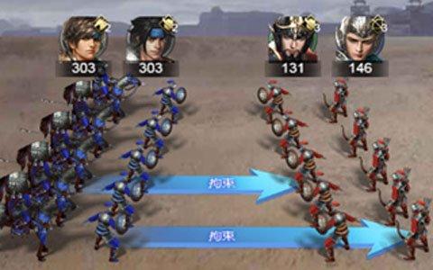 「天下三分-果て無き戦場-」序盤のゲーム画面や戦闘シーンが公開!