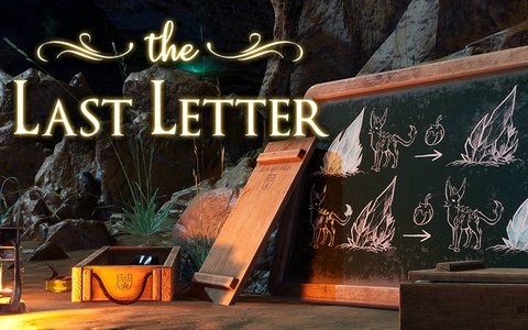 VRアドベンチャーパズルゲーム「The LAST LETTER」Steam/DMM GAMESにて配信開始!