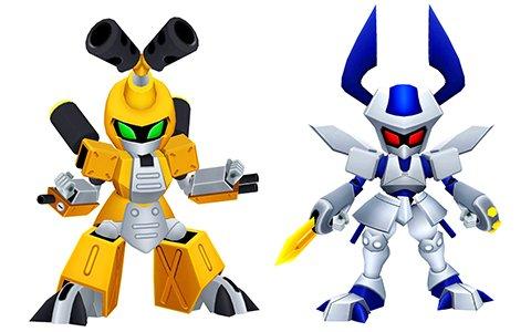 「スーパーロボット大戦X-Ω」イベント「友情と絆のメダロット」が開催!大器型のメタビー&ロクショウが登場