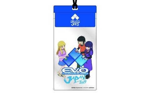 EVO Japan 2019で「ハイスコアガール」コラボグッズが販売!特別対戦イベントも
