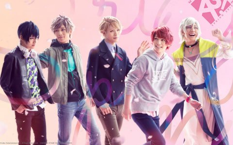 「MANKAI STAGE『A3!』~SPRING 2019~」の全情報が解禁!春組にスポットを当てた2ストーリーが展開