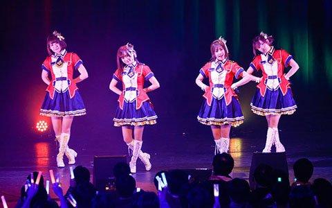 幻のセリフの存在が明らかに!雰囲気たっぷりのライブも披露された「アイドルマスター ミリオンライブ!」TB03発売記念イベント