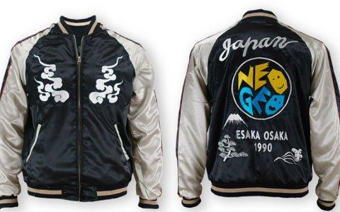「EVO Japan 2019」にてSNKブースが出展!NEOGEOデザインのスカジャンなどのグッズが販売